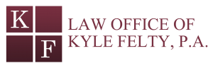 Law Office of Kyle Felty, P.A. Logo
